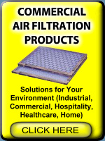 Commercial Air Filtration Products