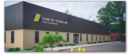 picture of Flow Ezy Filters Ann Arbor Headquarters