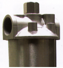 image of a cartridge filter housing