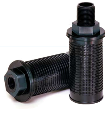 image of nylon suction strainers