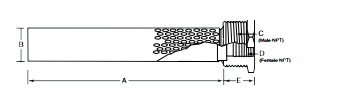 img of a tank-mounted strainer